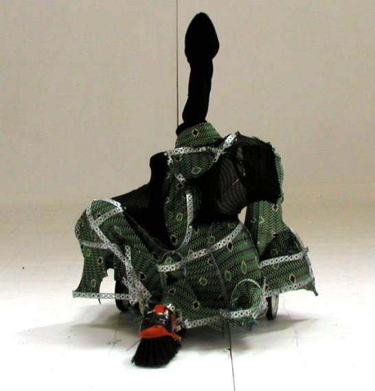 Caliban Robot